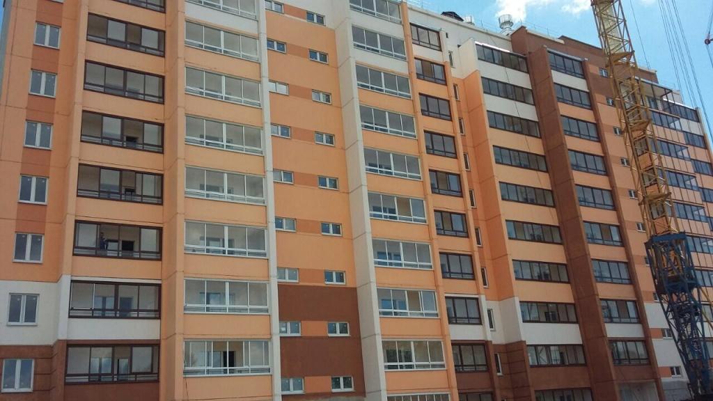 Жилой дом, г. Копейск, Челябинская область